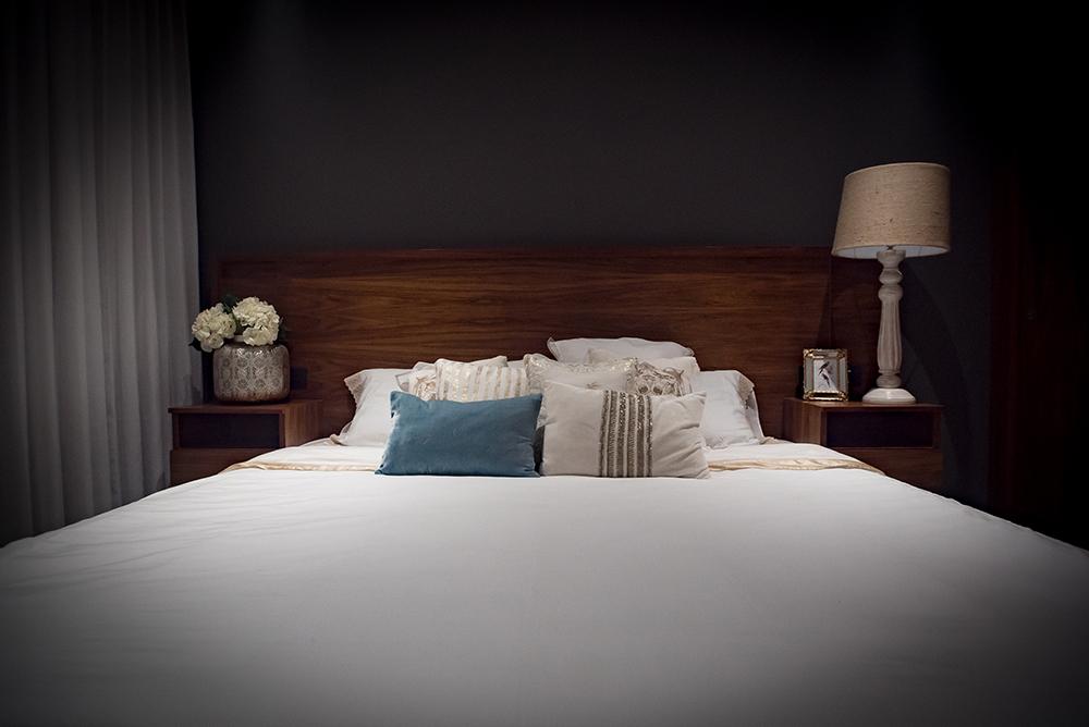 Bed room condo